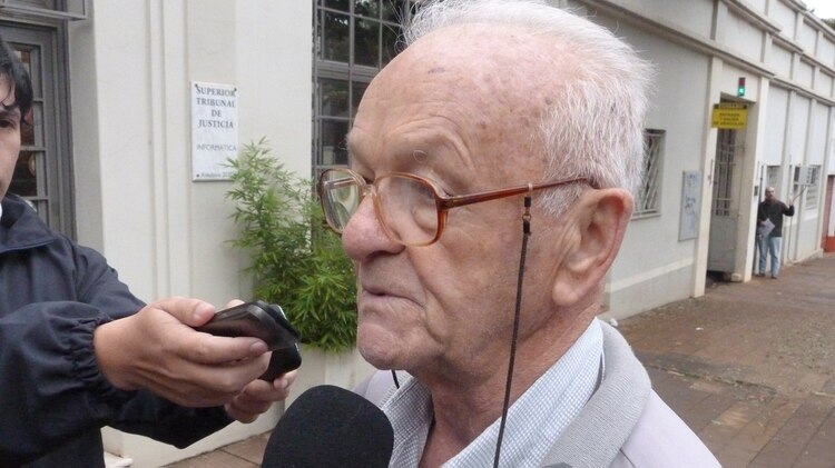 Ladislao Chomin: condenado a 4 años de prisión