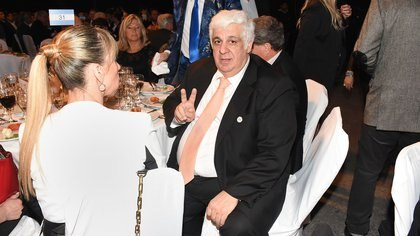 Alberto Samid, el Rey de la Carne, tiene una relación cerca a Daniel Scioli Nicolás Stulberg 162