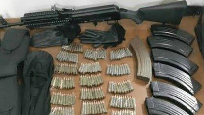 """Las armas de """"rápido y furioso"""" han servido para asesinar al menos a un ciudadano estadounidense (Foto: Archivo)"""