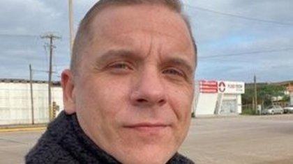 Alejandro Federico Reinhold, ciudadano Argentino desaparecido en México (Foto: Cortesía)
