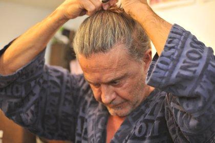 Osvaldo Laport encabeza Siddharta en el Teatro Broadway (Fotos:Teleshow)