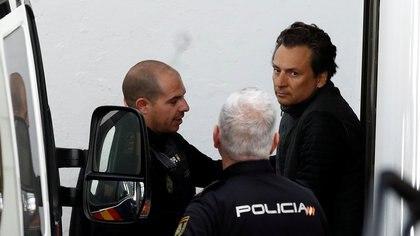 Lozoya fue detenido en febrero pasado en España y próximante será extraditado a México para que responda por acusaciones de corrupción (Foto: REUTERS/Jon Nazca)