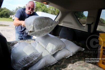 Preparativos para tormenta Marco en Florida
