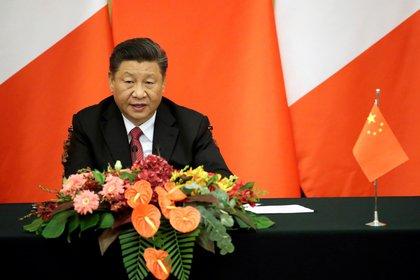Presidente chino Xi Jinping (EFE)