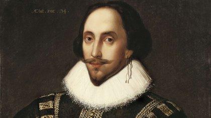 William Shakespeare (Shutterstock)