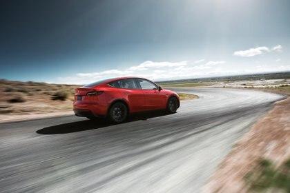 El modelo Y es completamente eléctrico (Foto: Tesla Motors/via Reuters)