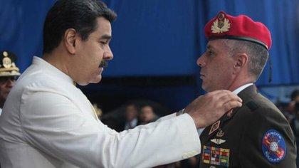 Hernández Dala, entre los oficiales de más confianza para Maduro