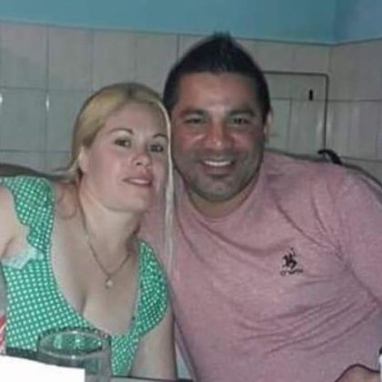 Johana Morán y Gastón Heredia convivían desde hacía 5 años. Ella tenía una hija de 11 años de una relación anterior