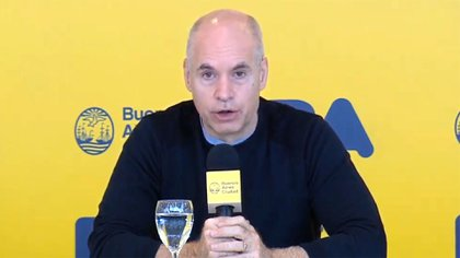 Larreta aceptó la renuncia de Montovio y ordenó un sumario interno.