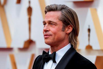 Brad Pitt. EFE/EPA/DAVID SWANSON/ Archivo