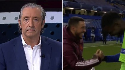 """""""No conoce la palabra compromiso"""": duro editorial contra Hazard en España tras la derrota del Real Madrid"""