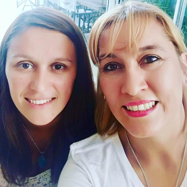 Lorenza Matzen y Flavia Boschi, la fórmula de Cambiemos (Twitter: @lorematzen)