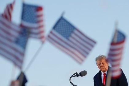 Los expositores coincidieron en que la primera parte de la gestión de Biden estará enfocada en la pandemia y en hacer frente al legado que deja el ex presidente Trump (REUTERS/Carlos Barria)
