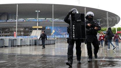 A pocos meses del Mundial de Rusia 2018, preocupan las amenazas terroristas (AFP)