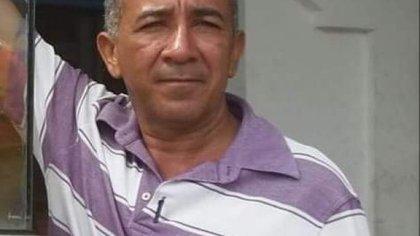 Alberto Herrera Arias, el hombre que fue encontrado incinerado en el municipio de El Carmen de Bolívar. Foto: Cortesía.