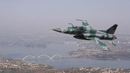 Un caza Northrop F-5M de la Fuerza Aérea de Brasil (Fuerza Aérea de Brasil)