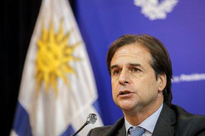 El presidente de Uruguay, Luis Lacalle Pou, flexibiliza la llegada de empresas