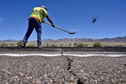 Autopista en Nevada (Reuters)
