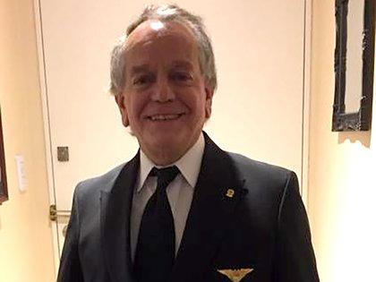 Guillermo Masnata tiene 64 años y está a pocos días jubilarse