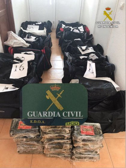 Gentileza Guardia Civil española