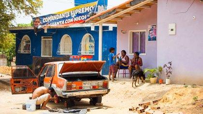 Venezuela ya es uno de los países más pobres del mundo (Shutterstock)