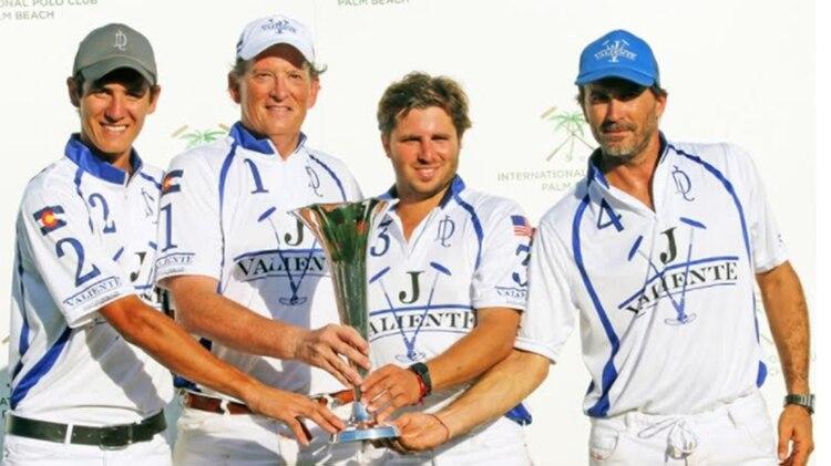 Valiente Polo Team, donde juega Cambiaso, de Valiente Polo J5 Argentina SRL
