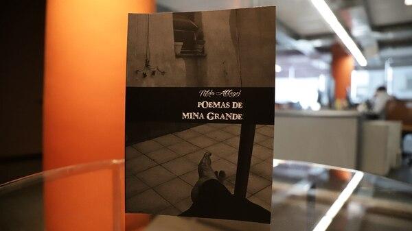 """""""Poemas de mina grande"""", de Nilda Allegri (Foto: Lihue Althabe)"""