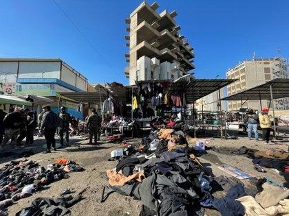 Al menos 20 muertos en ataque terrorista en Bagdag