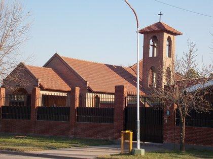 El convento, en Nogoyá