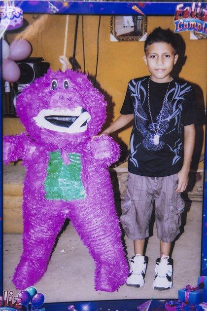 José Efraín Reyes Ramírez. \Cortesía familia