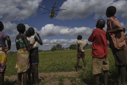 Mozambique. Corban Lundborg / Zuma Press / Foto de contacto