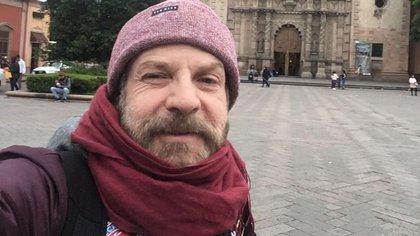 Alejandro Tomassi se divorció en 2018 de su esposo, quien también es actor.  (ig: alejandrotomassi)