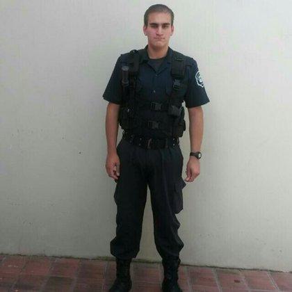 Elías Ezequiel Martínez era oficial subayudante de la sub Delegación Departamental de Investigaciones (DDI) de Baradero