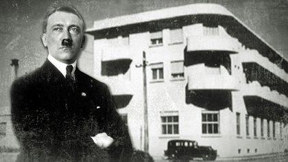 La leyenda asegura que Adolf Hitler visitó el Gran Hotel Viena de Miramar. No hay documentos oficiales ni registros que lo certifiquen, pero el boca a boca de los pobladores lo convirtió en una certeza