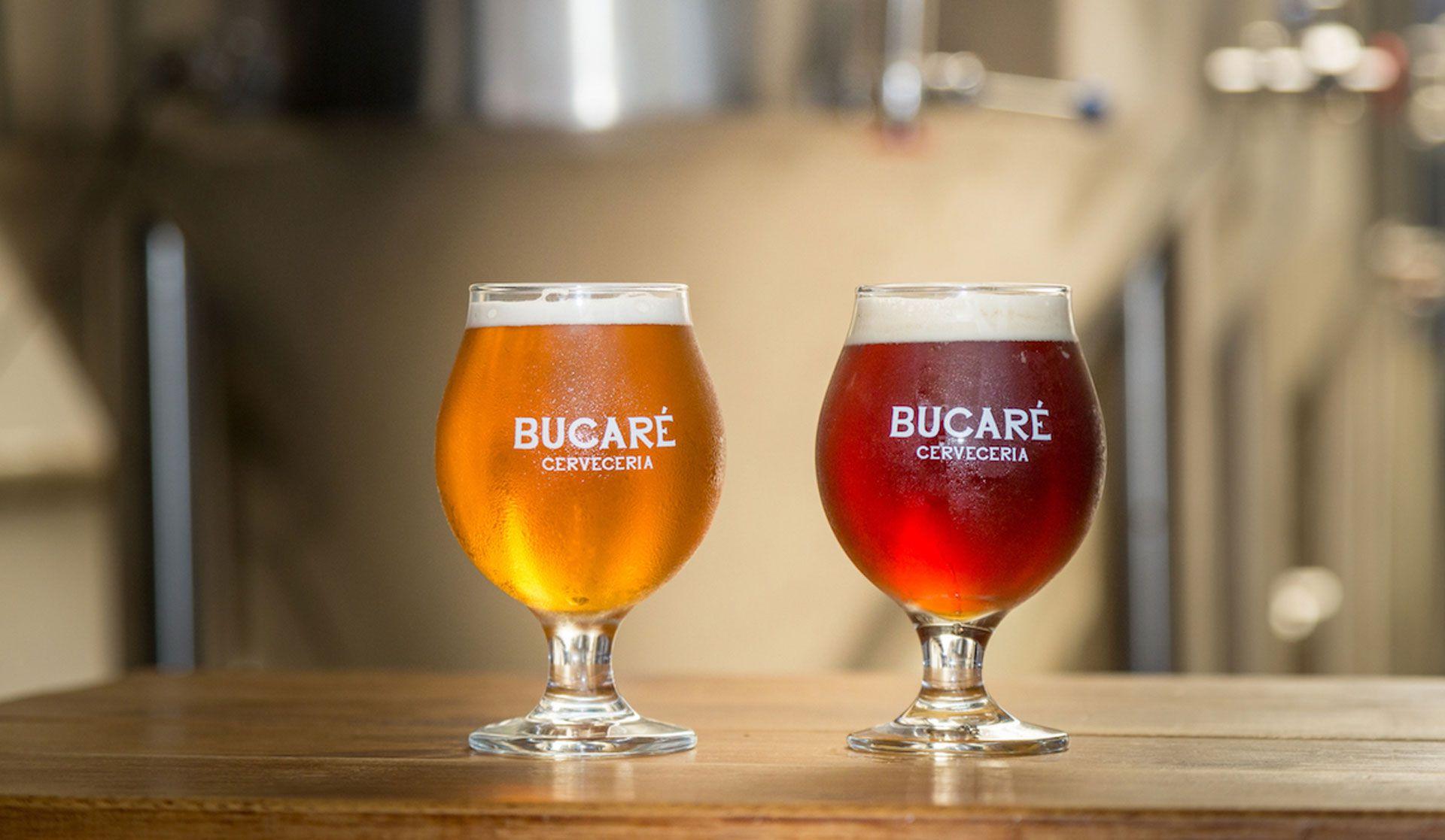 Honey y una Irish Red, dos cervezas en Bucaré