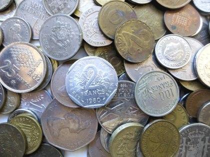 Hay monedas antiguas que pueden costar hasta 800 mil pesos (Foto: Flickr)