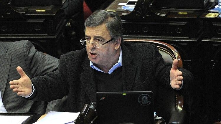 El diputado de la UCR Mario Negri (Télam)