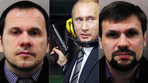 Espías y sicarios rusos, explosiones y Novichok: el siniestro plan de Vladimir Putin que sacude Europa
