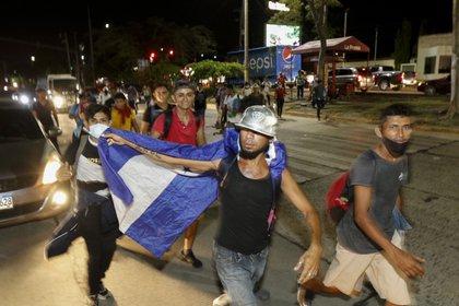 El Instituto Nacional de Migración refrendó su compromiso de ley por una migración segura, ordenada y regular en México (Foto: AP Photo)
