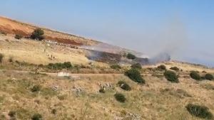 Militantes de Hezbollah cruzaron la frontera con Israel y fueron rechazados por las Fuerzas de Defensa