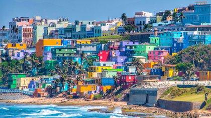 San Juan, capital de Puerto Rico (Shutterstock)