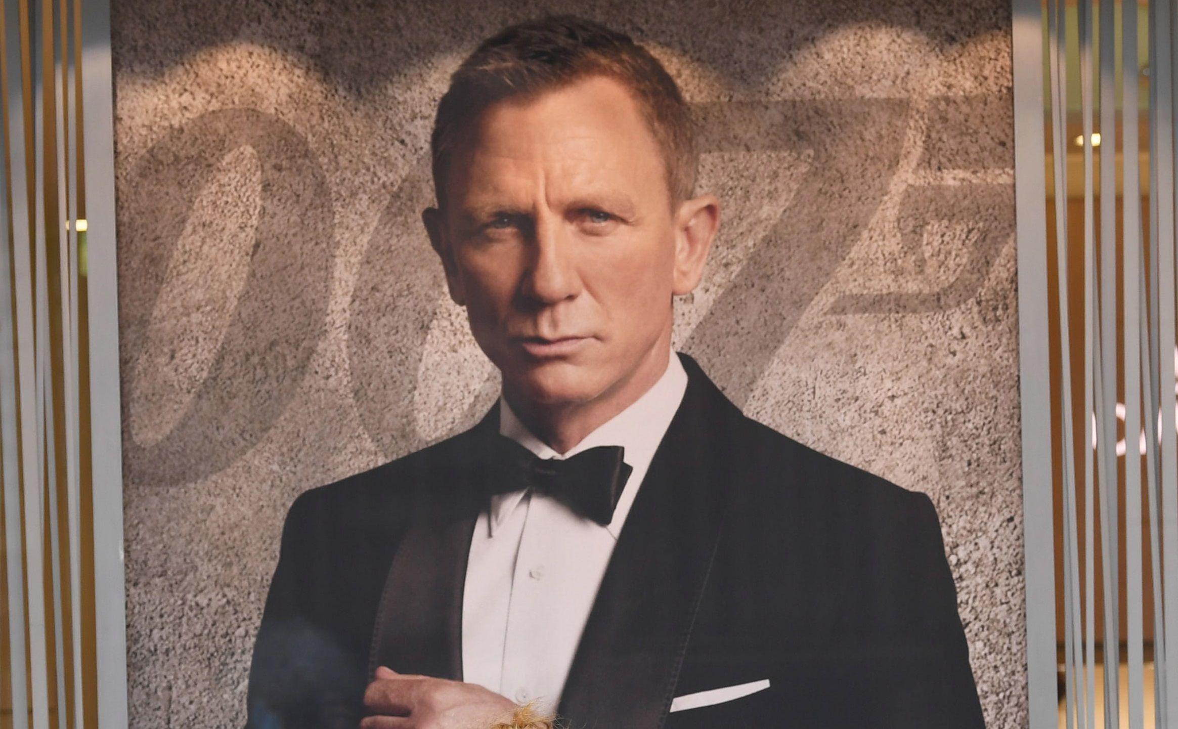 """La industria del cine vivió hoy un nuevo día negro que comenzó con el anuncio de que """"No Time to Die"""", la película con la que Daniel Craig dirá adiós como James Bond, se retrasará por tercera vez para fijar su estreno ahora el 8 de octubre de 2021. EFE/EPA/DANIEL DAL ZENNARO/Archivo"""