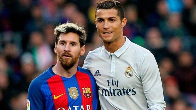 Cristiano Ronaldo espera a Messi en Italia