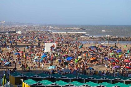 Por la crisis sanitaria y económica, en Mar del Plata se redujo en más de un 40% la llegada de los turistas respecto a la temporada 2020
