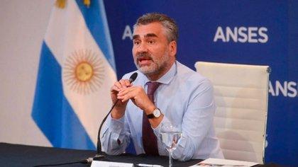 Alejandro Vanoli fue desplazado ayer de la ANSeS por críticas a su gestión