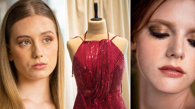 Vestido, maquillaje y peinado: el mejor look para lucir en estas Fiestas