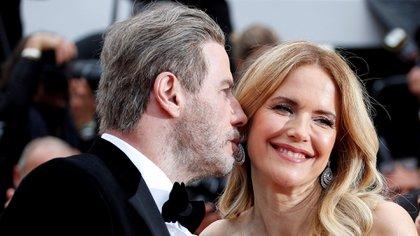 La actriz Kelly Preston, esposa de John Travolta, falleció por complicaciones derivadas de un cáncer de pecho