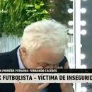 """El llanto de Andy Kusnetzoff al escuchar la dura historia de Fernando """"El Negro"""" Cáceres"""