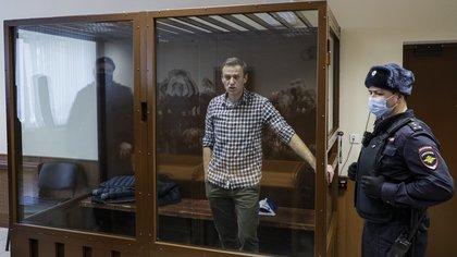 El líder opositor ruso Alexéi Navalny (EFE)