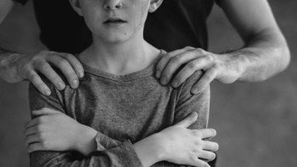Niños víctimas de abuso sexual en Colombia. Foto de referencia.